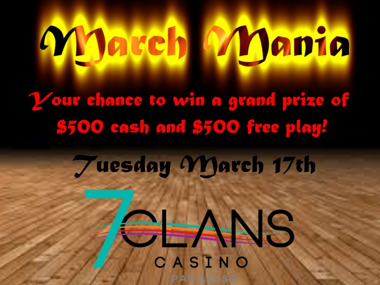 March Mania Image