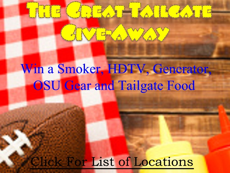 Tailgate Giveaway